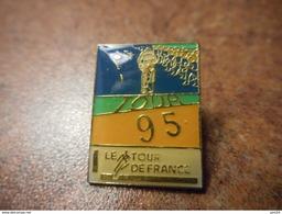A032 -- Pin's Le Tour De France 95 - Cyclisme