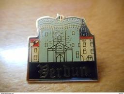 A034 -- Pin's Verdun - Städte