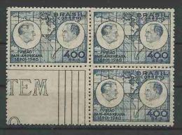 LSJP BRAZIL Centennial Of The Pan American Union - Getúlio Vargas RHM 150 1940 MNH - Brésil