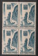 SPM - 1947 - N°Yv. 328 - Roc De Langlade 50c - Bloc De 4 - Neuf Luxe ** / MNH / Postfrisch - St.Pierre & Miquelon