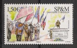 SPM - 2018 - N°Yv. 1213 - WW1 / 1ere Guerre Mondiale - Neuf Luxe ** / MNH / Postfrisch - Ungebraucht