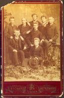 POLAND - TISCHEN SCHLESIEN FOTO  RICHARD  JASTRZEMBSKI - Cc 1900 - Foto