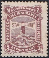 New Zealand    .     SG   .     L  40        .       *   .    Mint-hinged   .   /   .   Ongebruikt - Post-fiscaal