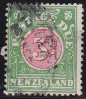 New Zealand    .     SG   .    D 36     .     O     .    Cancelled   .   /   .   Gebruikt - Strafport