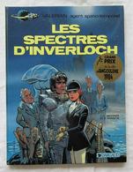 """VALERIAN N°11 """" Les Spectres D'Inverloch"""" EO 1984 - Valérian"""