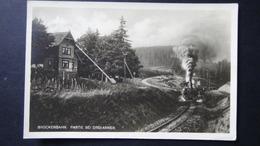 Brockenbahn - Partie Bei Drei-Annen - Eisenbahn - Um 1923 - Look Scans - Non Classificati