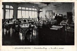 """CPA """"AtLANTIC-Hotel"""" - CHATELAILLON - Plage - La Salle A Manger (975609) - Châtelaillon-Plage"""