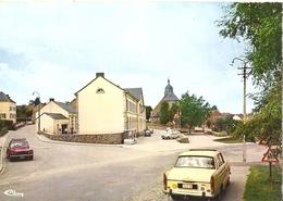 NASSOGNE  ---  Place Communale - Nassogne