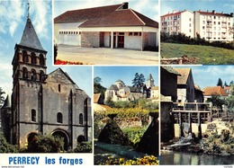 71-PERRECY LES FORGES-N°257-D/0117 - France