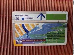 Phonecard Netherlands 106 A Used Rare - Privé