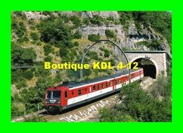 RU CA 35 - Autorail RGP Au Tunnel De La Muraillasse - SEVERAC LE CHATEAU - Aveyron - SNCF - Other Municipalities