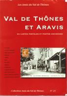 Livre VAL DE THONES ET ARAVIS En Cartes Postales Et Photos Anciennes - Haute Savoie - 74 - Alpes - Pays-de-Savoie