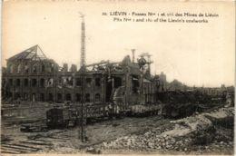 CPA LIÉVINS - Fosses No 1 Et 1 Bis Des Mines De Lévin - Pits No1 And (976394) - Lievin