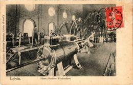 CPA LIÉVIN - Mines (Machine D'extraction) (976396) - Lievin