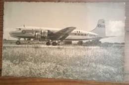 Carte Postale  / AVION / DC6 Transports Aériens Intercontinentaux - 1946-....: Modern Era