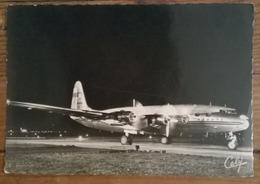 Carte Postale  / AVION / SE 2010 Armagnac SAGETA Aéroport De Toulouse Blagnac 1956 - 1946-....: Era Moderna