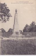 Cpa-17-st Sulpice De Royan-pas Sur Delc.-monument Aux Morts 14/18-edi... N°1040 - Francia