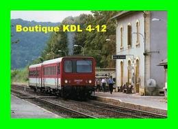 RU CA 43 - Autorail X 2253 En Gare De SIORAC EN PERIGORD - Dordogne - SNCF - Andere Gemeenten
