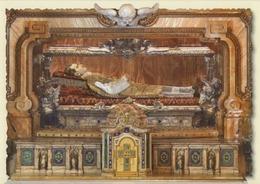 Santino Cartolina Non Viaggiata SAN GIOVANNI BOSCO DA TORINO - Churches