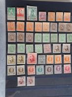 Belgie 46 Zegels Postfris Of Scharnier - Belgien