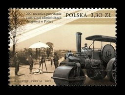 Poland 2019 Mih. 5148 Central Road Administration MNH ** - 1944-.... Republiek