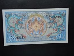 BHOUTAN : 1 NGULTRUM    ND 1986    Signature 1    P 12     NEUF - Bhutan
