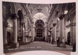 Modica Alta Chiesa Di San Giorgio Interno VIAGGIATA 1965 2 Francobolli Bella - Ragusa