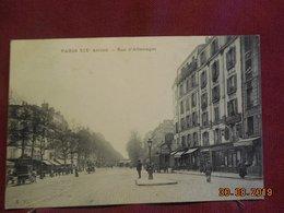 CPa - Paris - Rue D'Allemagne - Arrondissement: 19