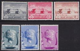 Belgie    .    OBP   .     532/537       .   **     .    Postfris ZONDER  Charnier    .  / .  Neuf SANS  Charniere - België