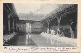 Jarnages NA1: Le Lavoir - Francia