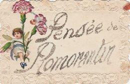 41--ROMORANTIN--UNE PENSEE DE ROMORANTIN--VOIR SCANNER - Romorantin