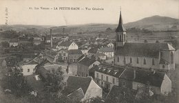 CPA 88 (Vosges)  LA PETITE RAON / VUE GENERALE - Senones