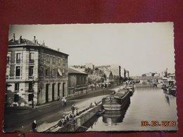 CPSM - Paris - Le Canal De L'Ourcq - Arrondissement: 19