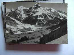 Zwitserland Schweiz Suisse OW Engelberg 1019 M - OW Obwalden