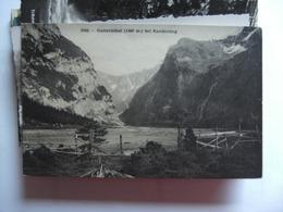 Zwitserland Schweiz Suisse BE Kandersteg Gasternthal - BE Berne