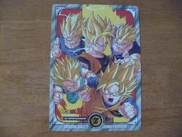 Anime / Manga Trading Card: Dragon Ball 1. (Jumbo) - Dragonball Z