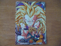 Anime / Manga Trading Card: Dragon Ball 3. (Jumbo - Holographic) - Dragonball Z