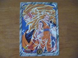 Anime / Manga Trading Card: Dragon Ball 2. (Jumbo ) - Dragonball Z