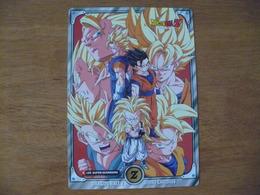 Anime / Manga Trading Card: Dragon Ball 4. (Jumbo ) - Dragonball Z