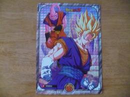 Anime / Manga Trading Card: Dragon Ball 5. (Jumbo - Holographic ) - Dragonball Z