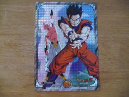 Anime / Manga Trading Card: Dragon Ball 6. (Jumbo - Holographic ) - Dragonball Z