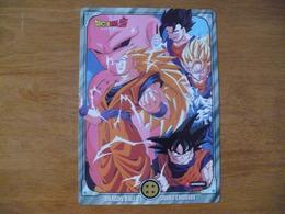 Anime / Manga Trading Card: Dragon Ball 7. (Jumbo ) - Dragonball Z
