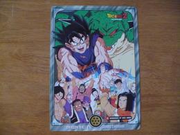 Anime / Manga Trading Card: Dragon Ball 8. (Jumbo ) - Dragonball Z