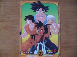 Anime / Manga Trading Card: Dragon Ball 9. (Jumbo ) - Dragonball Z