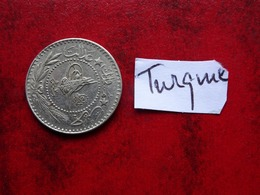 Turquie - 10 Para 1327/7 Muhammad V - Tres Belle Pièce En Argent - Turquie