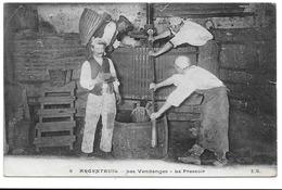 95 - ARGENTEUIL - LES VENDANGES - LE PRESSOIR - Argenteuil