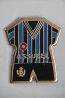 Pin's - Maillot De Football Sponsor ASSUBEL - Football