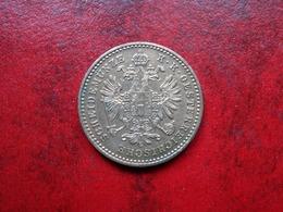 Autriche 1 Kreuzer 1881 - Fleur De Coin           Cuivre 3.36gr - Autriche