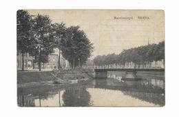 Breda  ( M 4775 )  Mauritssingel  En 2 Kleine Bootjes - Breda