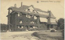 BELLECOURT - LE PACHY : Vue Du Chateau - TRES RARE VARIANTE - Cachet De La Poste 1926 - Manage
